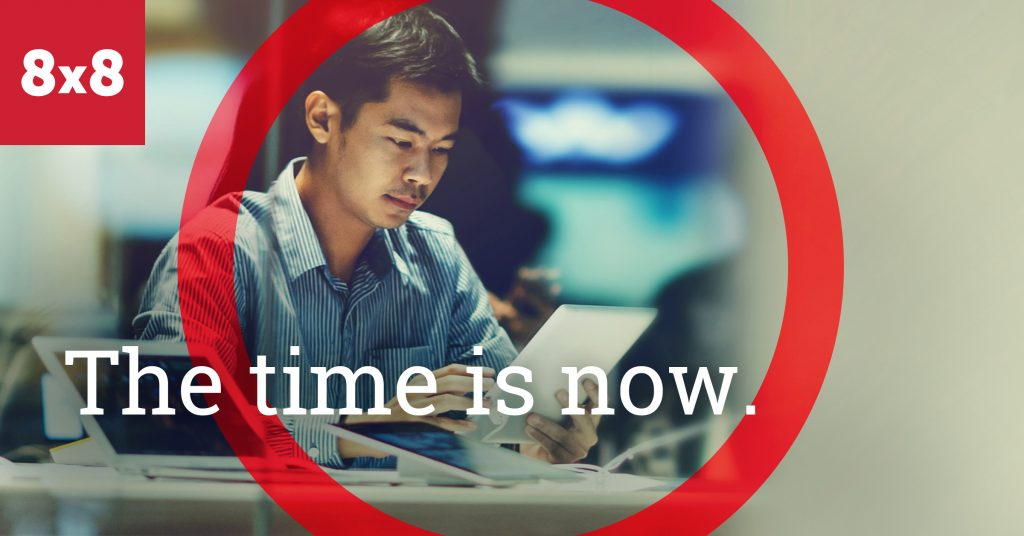 8x8 Unified Communications The Time is Now to Start with Revolve Technologies Inc