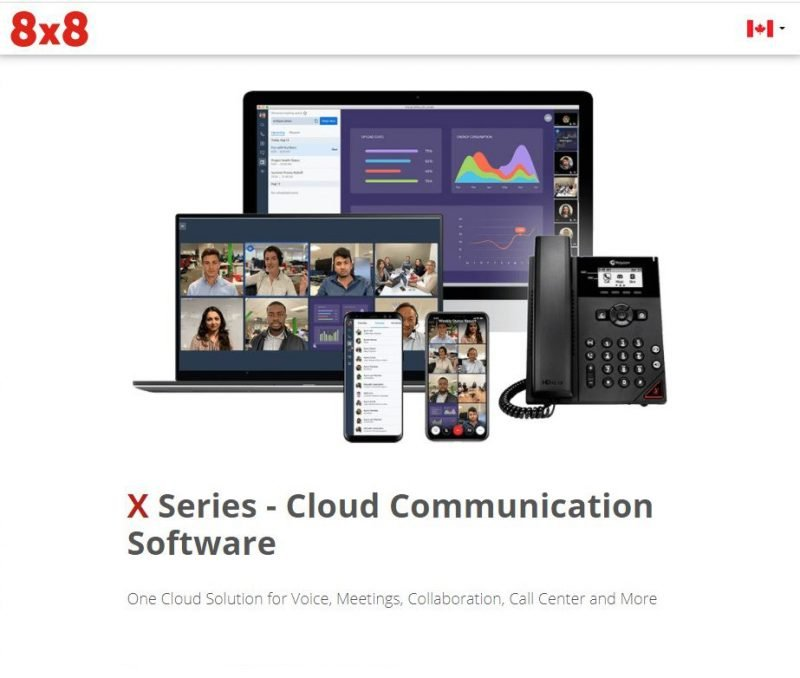 Revolve Technologies is a partner of 8x8 Communication Systems