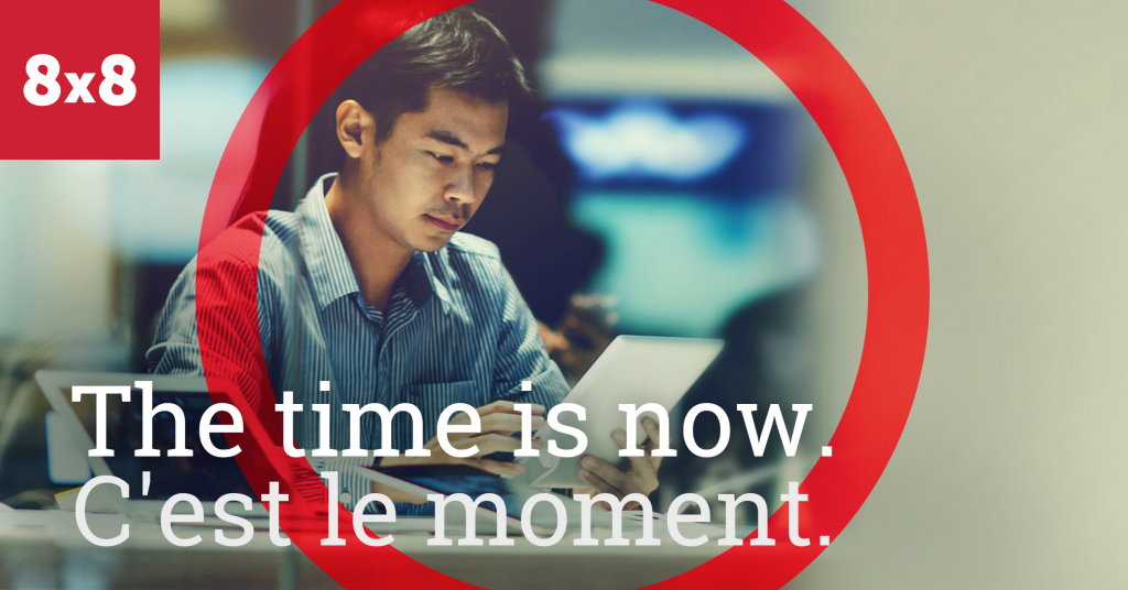 8x8 Unified Communications The Time is Now to Start with Revolve Technologies